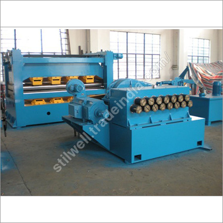 Hot Rolled Steel Cut To Length Line