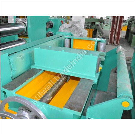 Steel Slitting Machine
