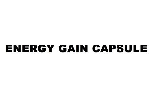 Energy Gain Capsule