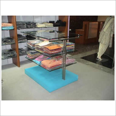Central Glass Display Units