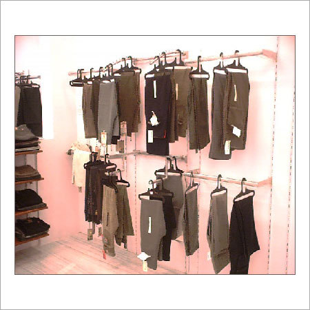Front Hanging Shelves