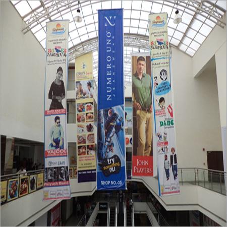 Mall Dropdown Advertising