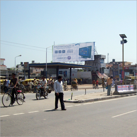 Hoarding Advertising