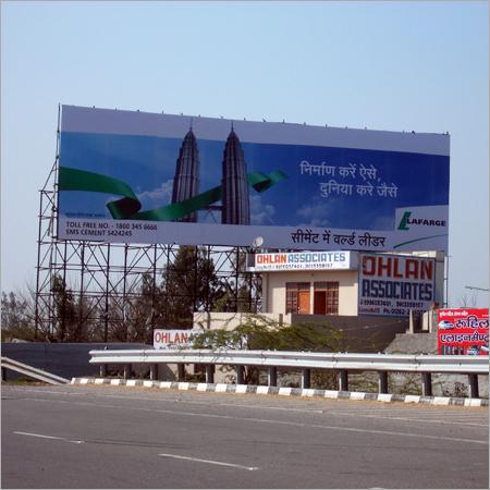 Highway Hoarding Advertising
