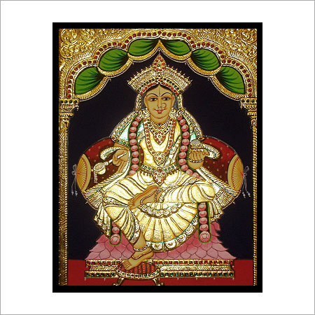 Annapoorneshwari Tanjore Paintings