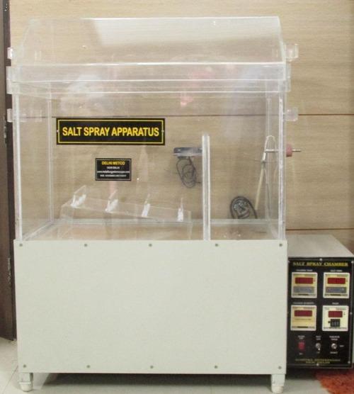 Acrylic Salt Spray Chamber