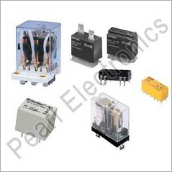 Relays - Industrial & Automotive
