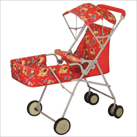 Baby Pram Coating (6 Wheel) 16inch