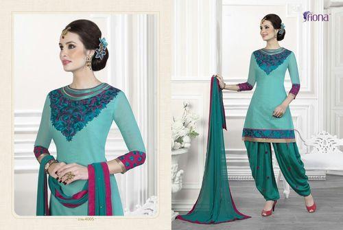 Heavy Patiala Dress Material