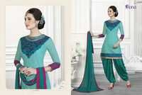 Heavy Patiala Dress Material
