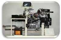 Maruti OMNI/800 cc Carburettor Engine Setup