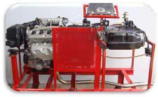 Ambassador isuxu MPFI Engine Setup