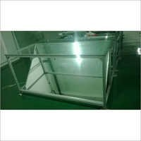 Visual inspection Table solar panels