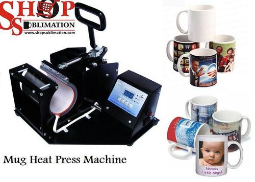 Mug Heat Press Machine