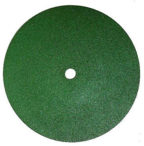 Green Silicon Carbide Wheel