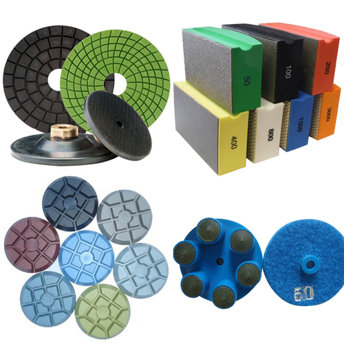 Diamond Polisher Pads