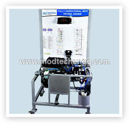 Training Module For The Mpfi Petrol Engine