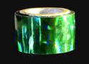 Green rainbow tape