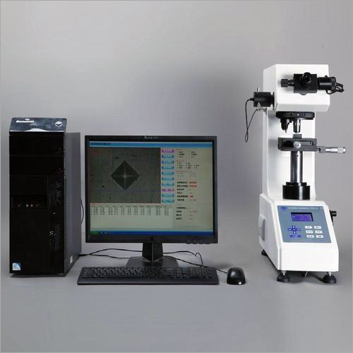 Fully Automatic Micro Hardness Tester