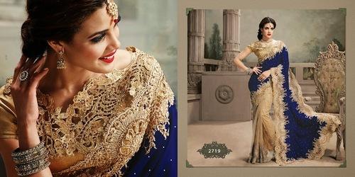 Exclusive Heavy Designer Saree