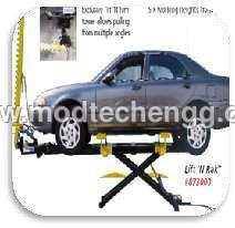 CAR CRASH EQUIPMENT CHASSISLINER - LIFT N RAK