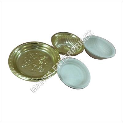 Disposable Aluminum Foil Plates