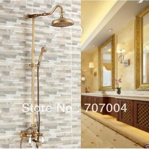 Bathroom Brass Shower