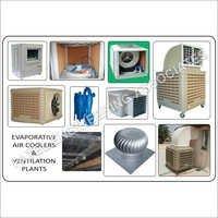 Air Cooler & Ventilation Plant