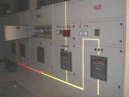 DG Synchronization Panel