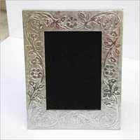 Silver Aluminum  Photo Frame