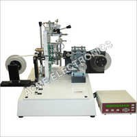 Flexible Strip Winding Machine