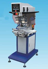 Closed Cup Pad Printing Machine