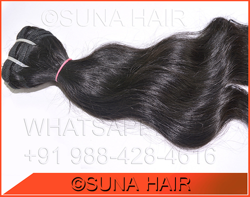 best quality silky straight human hair extension
