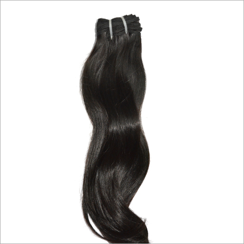 Indian long size weft straight remy virgin hair ex