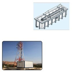 Hot Dip Galvanizing Plants for Mobile Tower