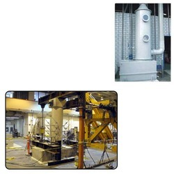 PP FRP Equipment for Metal Finishing Industries