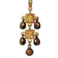 Solid Brass Wall Hanging Chime