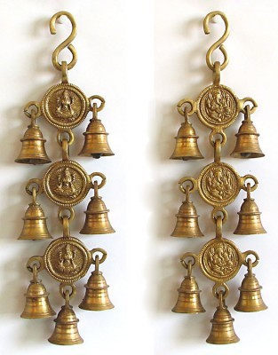 Brass Wall Hanging Chime