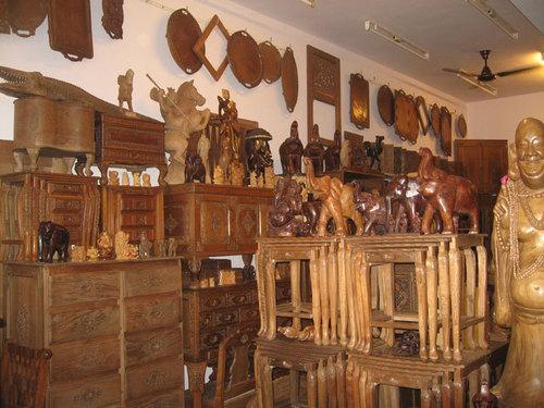 Indian Wood Handicraft