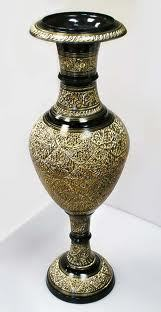 Brass Carvings Vases