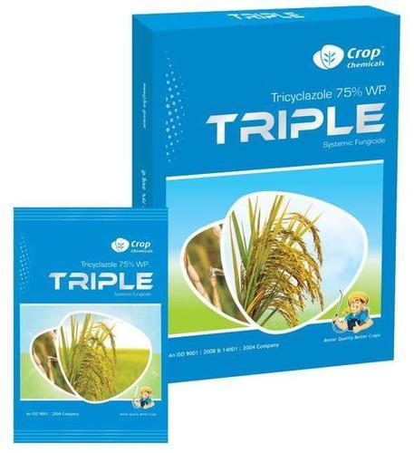 Tricyclazole 75% wp