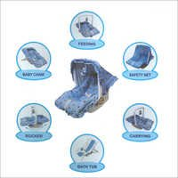 Carry Cot 6 in 1