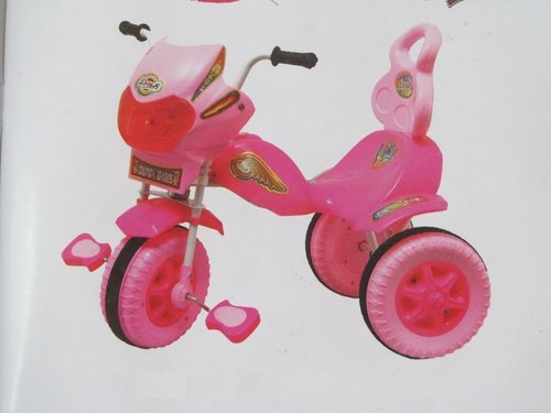 Discover Colour Wheel Tricycle