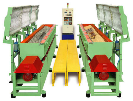 Tub Vibro Finishing Machine