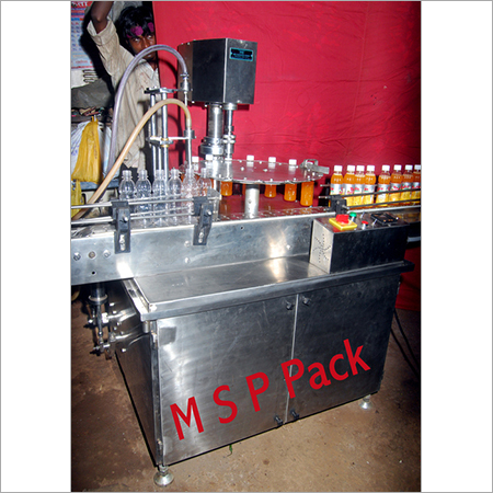 Hot juice Filling Machine