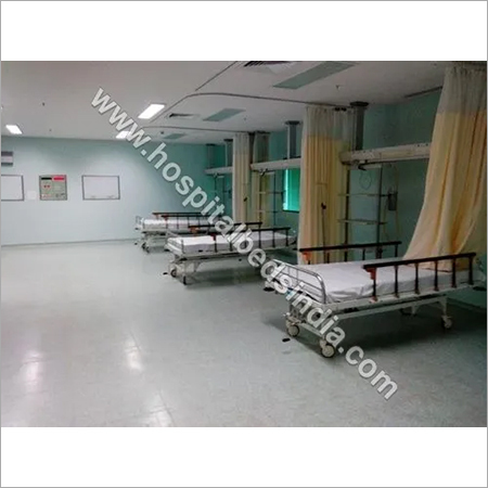 Installation Of Hospital Beds In the Hospital