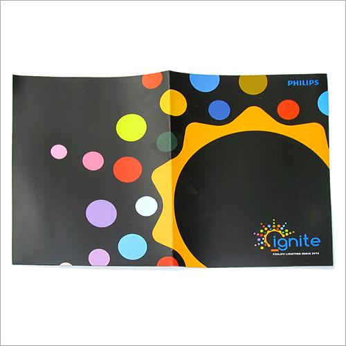 Booklet Screen Printing