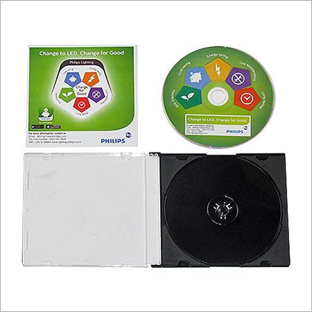 CD Cover Screen Printing