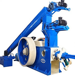 Jumbo90 Briquetting Machine