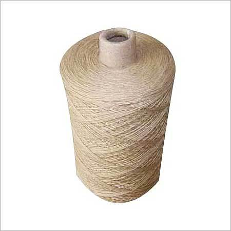 White Woolen Yarn